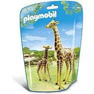Playmobil 6640 Žirafa s mláďaťom - Stavebnica
