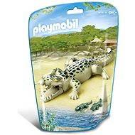 Playmobil 6644 Krokodíl s mláďatami - Stavebnica