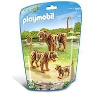 Playmobil 6645 Tygři s mláďaťom - Stavebnica