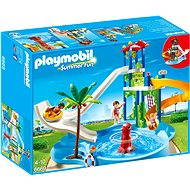 Playmobil 6669 Aquapark s toboganmi - Stavebnica