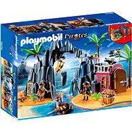 Playmobil 6679 Pirátsky ostrov pokladov - Stavebnica