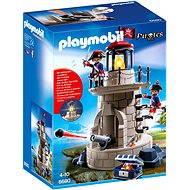 Playmobil 6680 Vojenská veža s majákom - Stavebnica
