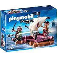 Playmobil 6682 Pirátsky vor - Stavebnica