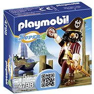 Playmobil 4798 Sharkbeard - Stavebnica