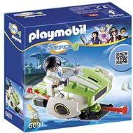Playmobil 6691 Tryskáč - Stavebnica