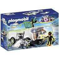 Playmobil 6692 Techno Chameleon s agentom Genom - Stavebnica