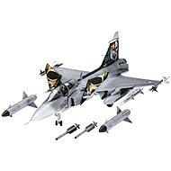 Revell ModelKit Saab JAS 39C Gripen - Plastový model