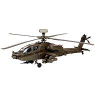Revell ModelKit Apache AH-64 D Brit. Army / US Army update - Plastový model