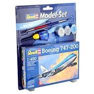 Revell ModelSet Boeing 747-200 - Plastový model