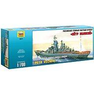 """Zvezda Model Kit 9017 loď – Russian Battlecruiser """"Pjotr Velikiy"""" - Model"""
