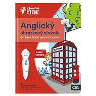 Kúzelné čítanie - Anglický obrázkový slovník - Kniha