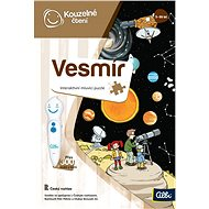 Kúzelné čítanie - Puzzle vesmír - Kniha