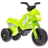 Odrážadlo Enduro Yupee, malé, zelené - Detské odrážadlo