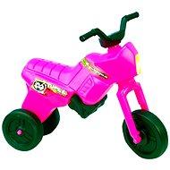 Odrážadlo Enduro Yupee, veľké, ružové - Detské odrážadlo