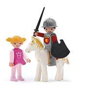 IGRÁČEK Trio - Princezná, rytier a biely kôň - Herná súprava