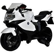 Elektrická motorka BMW K1300 biela - Elektrické auto