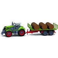 BRC 28622 Farm Traktor s vlekom - RC model