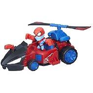 Avengers - Hero Mashers Spider-man - Figúrka
