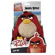 Angry Birds s príveskom - Red - Plyšová figúrka