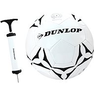 Dunlop Futbalová lopta s pumpičkou - Futbalová lopta