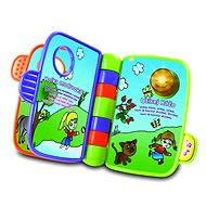 Vtech Moja prvá zpívanová knižka CZ - Didaktická hračka