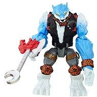 Monsters Hero Mashers - Iron Vulf - Figúrka