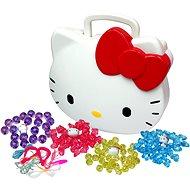 Hello Kitty - šperkovnica v kufríku - Herný set
