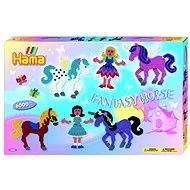Korálkový set midi - Kouzelní koníky - Kreatívna súprava