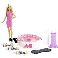 Mattel Barbie - Bábika a špirálové návrhárstvo - Bábika