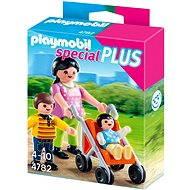 Playmobil 4782 Mamička s dieťaťom - Stavebnica