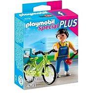 Playmobil 4791 Opravár s kolesom - Stavebnica