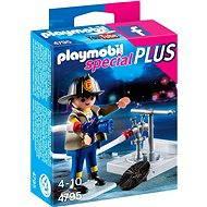 Playmobil 4795 Hasič s hydrantmi - Stavebnica