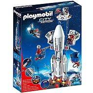 Playmobil 6195 Vesmírna základňa s kozmickou raketou - Stavebnica
