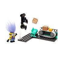Mattel Fisher Price Mega Bloks Mimoňovia - Malý set riadenia podateľní Mania - Stavebnica