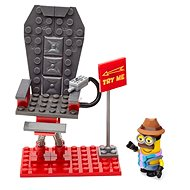 Mattel Fisher Price Mega Bloks Mimoňovia - Malý set Chair-o-Matic - Stavebnica