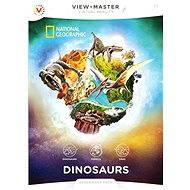 Mattel View Master Zážitkový balíček - Dinosaury - Herná súprava