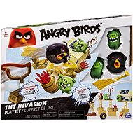Angry Birds - TNT Invasion - Herný set
