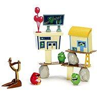 Angry Birds - Pig City Strike - Herný set