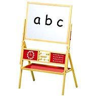 Detská multifunkčná tabuľa - Tabuľa
