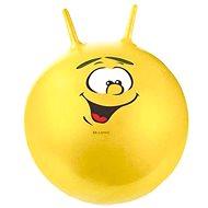 Skákacie loptu - Smajílk žltý - Detské skákadlo