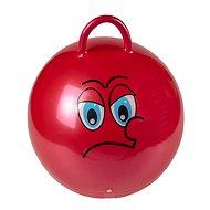 Skákacie loptu - Smajílk červený - Detské skákadlo