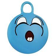 Skákacie loptu - Smajílk modrý - Detské skákadlo