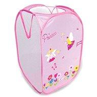 Kôš na hračky pre dievčatá - Princess - Dekorácia