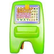 Magnetická detská tabuľa s klipom - Tabuľa