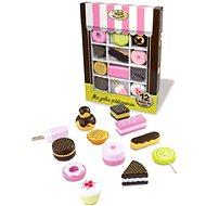 Set drevených sladkostí - Herná súprava