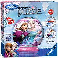 Ravensburger 3D Puzzleball - Ľadové kráľovstvo - Puzzle