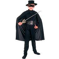 Šaty na karneval - Bandita vel. S - Detský kostým