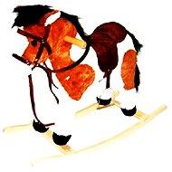 Hojdací kôň plyšový - Hojdačka