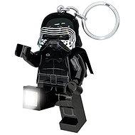 Lego Star Wars Kylo Ren svietiace figúrka - Kľúčenka