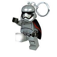 Lego Star Wars Captain Phasma svietiace figúrka - Kľúčenka
